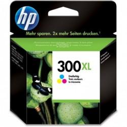 HP Cartouche Jet d'encre Originale N° 300XL CC644EE Blist. Tri color