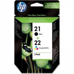 HP Combi pack cartouche Jet...