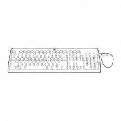 HP USB BFR-PVC FRKEYB/MOUS