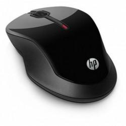 HP Souris Sans fil X3500 2.4Ghz avec capteur haute définition Noir