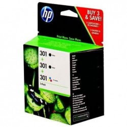 HP Pack 3 Cartouches...