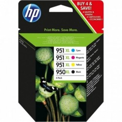 HP Multipack 4 Cartouches...