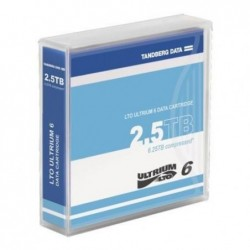 TANDBERG DATA LTO-6 DATA CARTRIDGE WITH CASE