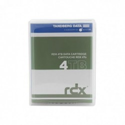 TANDBERG DATA Cartouche RDX 4TB