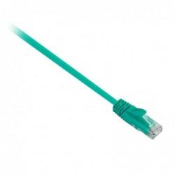 V7 Câble réseau CAT6 UTP (RJ45m/m) vert 3m