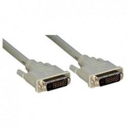 MCL SAMAR CABLE DVI-D M/DVI-D M