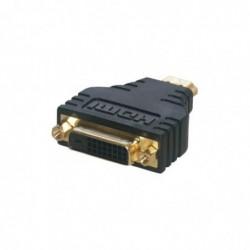 MCL SAMAR Adaptateur DVI-D femelle / HDMI mâle haute qualité