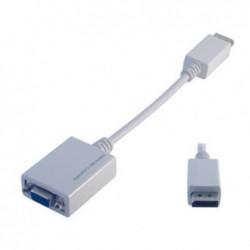 MCL SAMAR Convertisseur Adaptateur DisplayPort mâle / VGA femelle