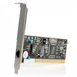 STARTECH.COM Carte Réseau Adaptateur PCI vers 1 Port Ethernet Gigabit 10/100/1000  32 bit