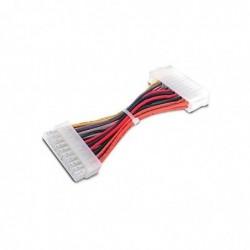 STARTECH.COM Adaptateur d'alimentation de carte mère ATX 15 cm 20 broches à 24 broches - M/F