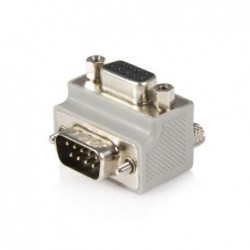 STARTECH.COM Adaptateur série Type 2 DB9 à angle droit / DB9 M/F