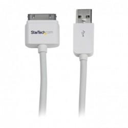 STARTECH.COM câble USB 2.0 3m pour iPhone / iPad connecteur 30 pin