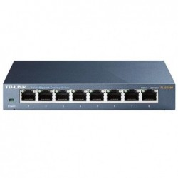 TP-LINK Switch 8 ports Gigabit métallique