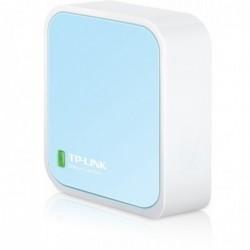 TP-LINK TL-WR802N Nano Routeur 300 Mbps Wi-Fi N, Support mode Répéteur/ mode Point d'accès/ mode Routeur/ mode Pont/ mode Cl...