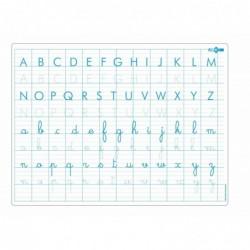 JPC Educ'ardoise effaçable 24 x 32 cm Entrainement à l'ecriture
