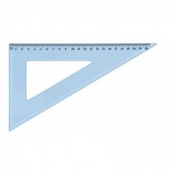 JPC Equerre plastique incassable 60° 22 cm