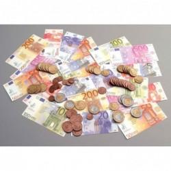 """JPC Kit """"initiation Euro"""", 65 billets & 80 pièces"""