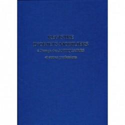 ELVE Registre objet mobilier pour antiquaire/brocanteur 104 pages 25x32cm Bleu Marine