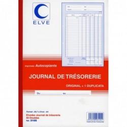 ELVE JOURNAL  DE TRESORERIE  297X210 50/2+0 MANIFOLD ELVEDEX