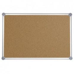 MAUL Tableau pour punaises 2000 MAULpro liège 60x90 cm Gris