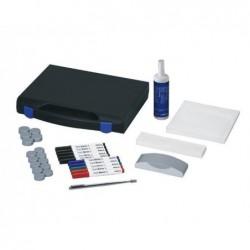 MAUL Accessoires pour tableau blanc en malette plastique Assorti