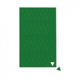 MAUL Planche Symboles magnétiques triangle 1 x 1cm 180 pcs Vert