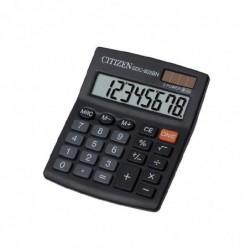 CITIZEN Calculatrice de table petit format Citizen noir