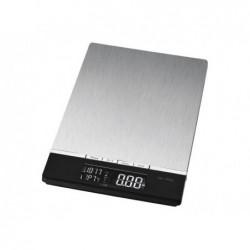 CLATRONIC Balance de cuisine numérique KW 3416 inox
