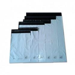 Pack de 100 enveloppes plastiques FB06 - 400 x 500mm