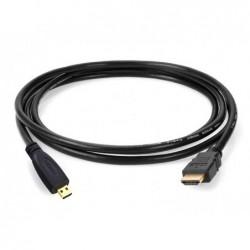Câble HDMI-Micro-HDMI 3D...