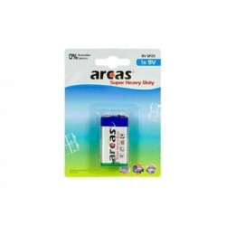 ARCAS Pile 9V Block (1 Pce)