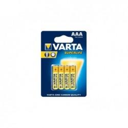 VARTA Pack de 4 piles...