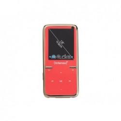 INTENSO Lecteur MP3 et vidéos 8Go Intenso - Video SCOOTER Rose 1,8 pouces