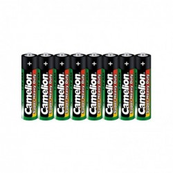 CAMELION Pack de 8 piles Camelion R03 Micro AAA (Value Pack)