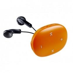 INTENSO Music Dancer 8 GB - Lecteur MP3 orangé