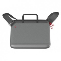 EMTEC Sacoche Traveler Bag M G100 13  Pouces Noir