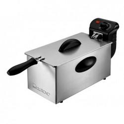 CLATRONIC Friteuse en acier inoxydable 3 litres FR 3586 Clatronic inox