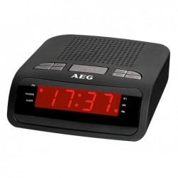 AEG Radio réveil MRC 4142 noir