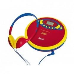 AEG Lecteur baladeur CD/MP3 CDP 4228 Kids Line pour enfants