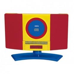 AEG Centre musical AEG MC 4464 CD/MP3 Kids Line