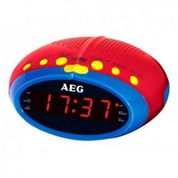 AEG Radio-réveil couleur MRC 4143