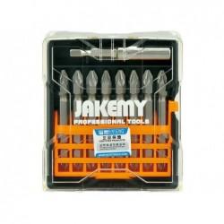 JAKEMY Set d´embouts croix 9en1  TOOLS JM-TP031 65mm PZ2