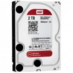 WESTERN DIGITAL HDD 3.5 WD Red Hard Drive SATA 6Gb/s 2TB WD20EFRX