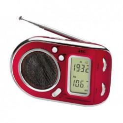 AEG Radio multi-fréquences  WE 4125 - Rouge