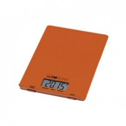 CLATRONIC Balance de cuisine KW 3626  - Orange