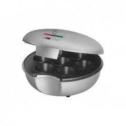 CLATRONIC Machine à muffins Clatronic Argenté