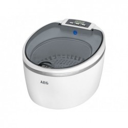 AEG Appareil de nettoyage à ultrasons  USR 5659 - Blanc