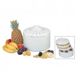 CLATRONIC Déshydrateur alimentaire DR 2751 Clatronic (Blanc)