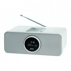 AEG Radio PLL à très haute fréquence/DAB+ SR 4372 BT/DAB+,