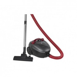 CLATRONIC Aspirateur  BS 1303 700W (Rouge/Anthracite)